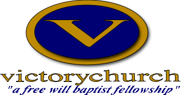 Victory Logo (gold letters)