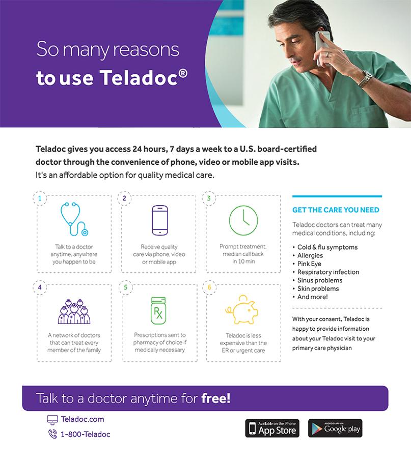 Teladoc_brochure